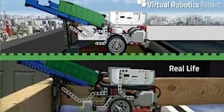 Virtual Robotics tickets
