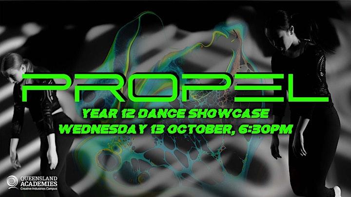 Year 12 Dance Showcase: Propel image