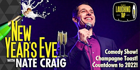 New Year's Eve at The Laughing Tap tickets