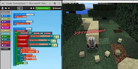 Coding in MinecraftEDU Workshop Tickets