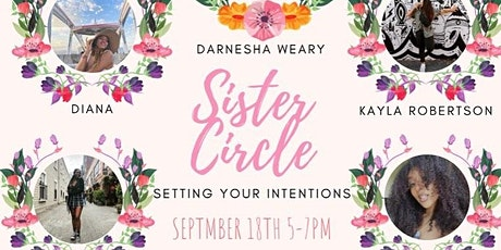 Sister Circle- Setting Your Intentions tickets