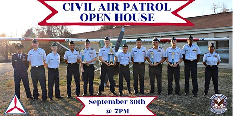 Civil Air Patrol OPEN HOUSE! tickets