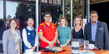 Gold Coast Volunteering Network meeting tickets