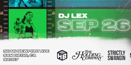 SUNDOWN Day Party & Beach Club FT. DJ LEX tickets