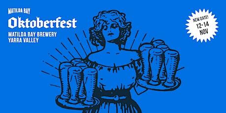 Oktoberfest (in November) @ Matilda Bay Brewery, Healesville tickets