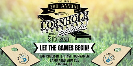 ABC Hopes Annual CornHole Tournament 2021 tickets