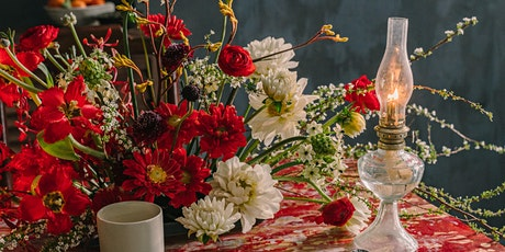 Mid Autumn Special Flower Table Runner Workshop in Western & Japanese Style tickets