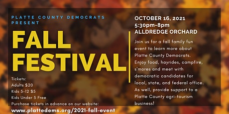 Platte County Democrats Fall Festival tickets