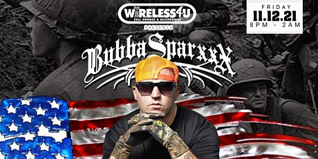 Bubba Sparxxx Performing Live!!! tickets