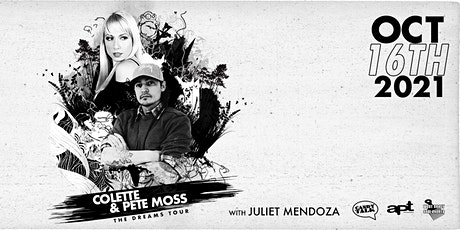 Colette, Pete Moss and Juliet Mendoza at the Viper Room tickets