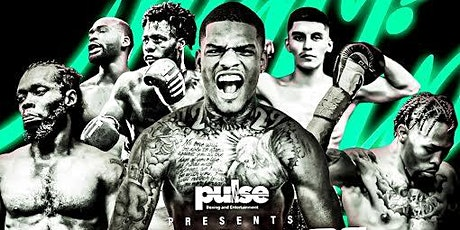 A Night of Championship Boxing 10 tickets