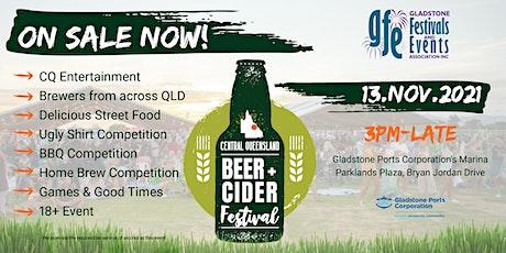 CQ Beer + Cider Festival 2021v. 2.0 tickets