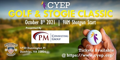 Annual CYEP Golf and Stogie Classic tickets