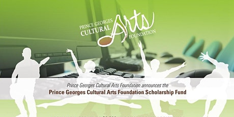 Prince Georges Cultural Arts Foundation  Scholarship  Reception tickets