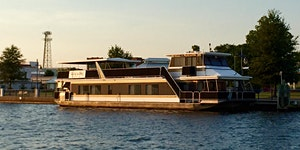 Belle of Washington Sunset Cruise