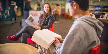 Book Chatters @ Rosny Library tickets
