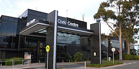 Immunisation Civic Centre (Friday 9.30 to 10.30 am) tickets