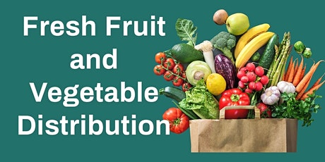 Free Fresh Fruit and Vegetable tickets