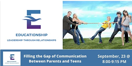 Filling the Gap of Communication  Between Parents and Teens-2 tickets