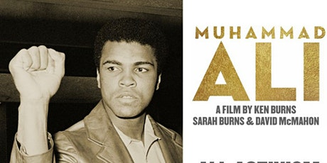 Muhammad Ali PBS Premier Event-Panel & Film Debut Watch Party tickets