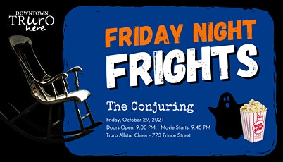The Conjuring: Friday Night Frights tickets