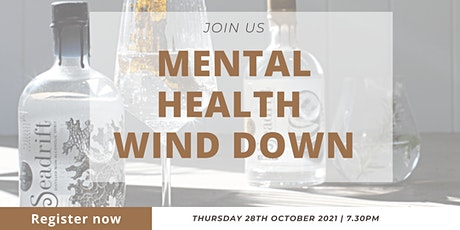 Mental Health Wind Down - The Yoga Foundation tickets
