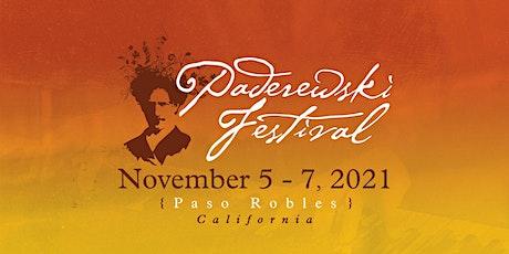 2021 Paderewski Festival in Paso Robles tickets