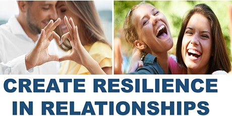 Resilience in Relationships tickets