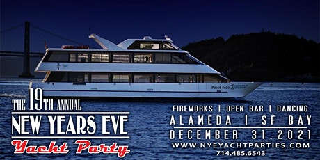 New Year's Eve Yacht Party - Alameda | SF BAY tickets
