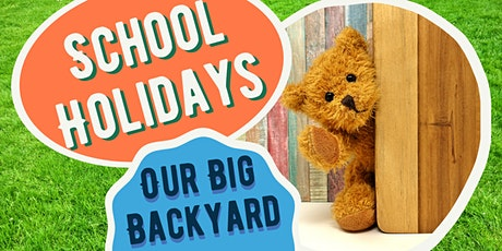 October School Holidays: Teddy Bears Picnic Storytime - Seaford Library tickets