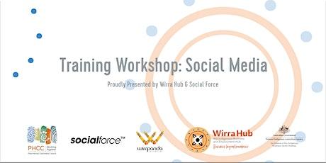 Social Media Workshop - Social Force tickets
