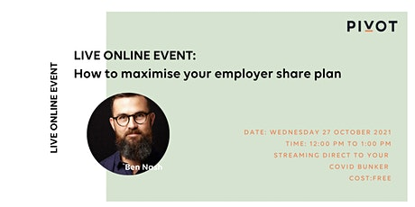 How to maximise your employer share plan tickets