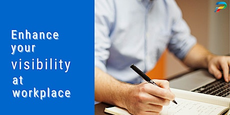 Get your personal blueprint to enhance your visibility at workplace tickets