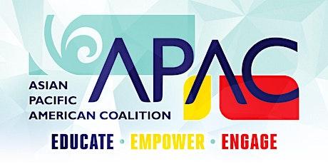 APAC Community Redistricting Meetings tickets