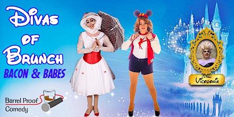 Divas of Brunch - Bacon & Babes: The Magic QUEENdom! tickets