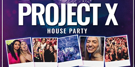 Glow Boston | Project X House Party tickets