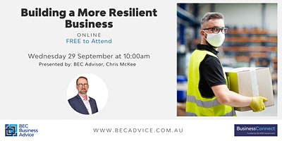 Building a More Resilient Business