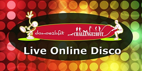Live Online Disco SLAM Session tickets
