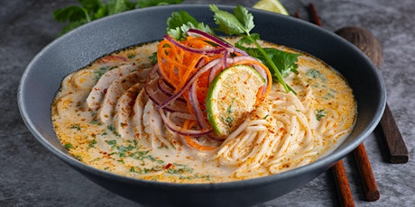 Library online: Recipe Club - Simple Laksa tickets