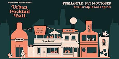 Urban Cocktail Trail - Fremantle (WA) // Weekend 2 tickets