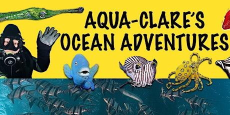 Aqua-Clare's Ocean Adventures Book Launch & Open Day tickets