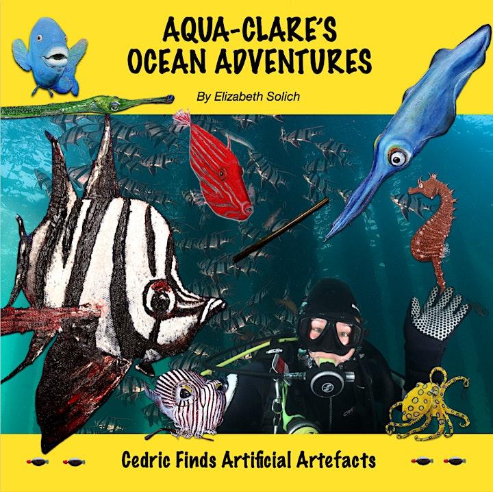 Aqua-Clare's Ocean Adventures Book Launch & Open Day image