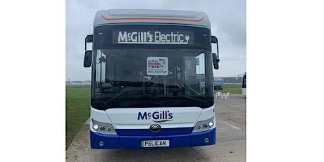 Zero Emission Bus Workshop Glasgow tickets