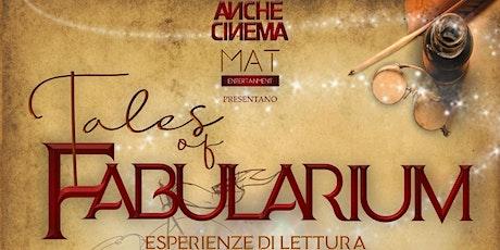 LA BELLA ADDORMENTATA Chiostro  Palazzo della Cultura 19/09/2021 ore 16:00 biglietti