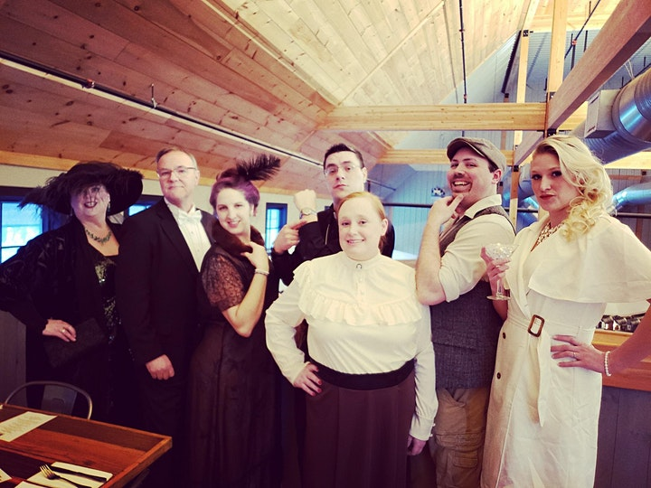 Titanic Themed Mystery Dinner Theater Benefit at St. Patrick's Church image