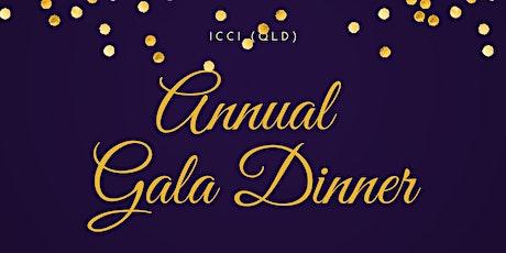 ICCI QLD Annual Gala Dinner 2021 tickets