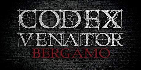 Codex Venator Bergamo S01e04: Una Voce dal Lago biglietti