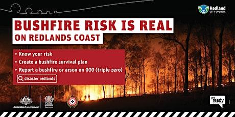 Bushfire Awareness @ Redlands Coast - Sirromet Winery tickets