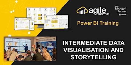 Power BI Intermediate Data Visualisation - Online - Australia - 10 Nov 2021 tickets
