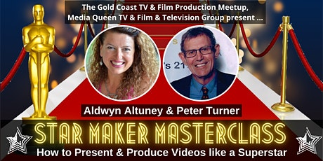 Star Maker Masterclass - How to Present & Produce videos like a Superstar tickets